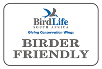birder-friendly