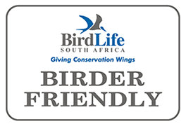 birder-friendly